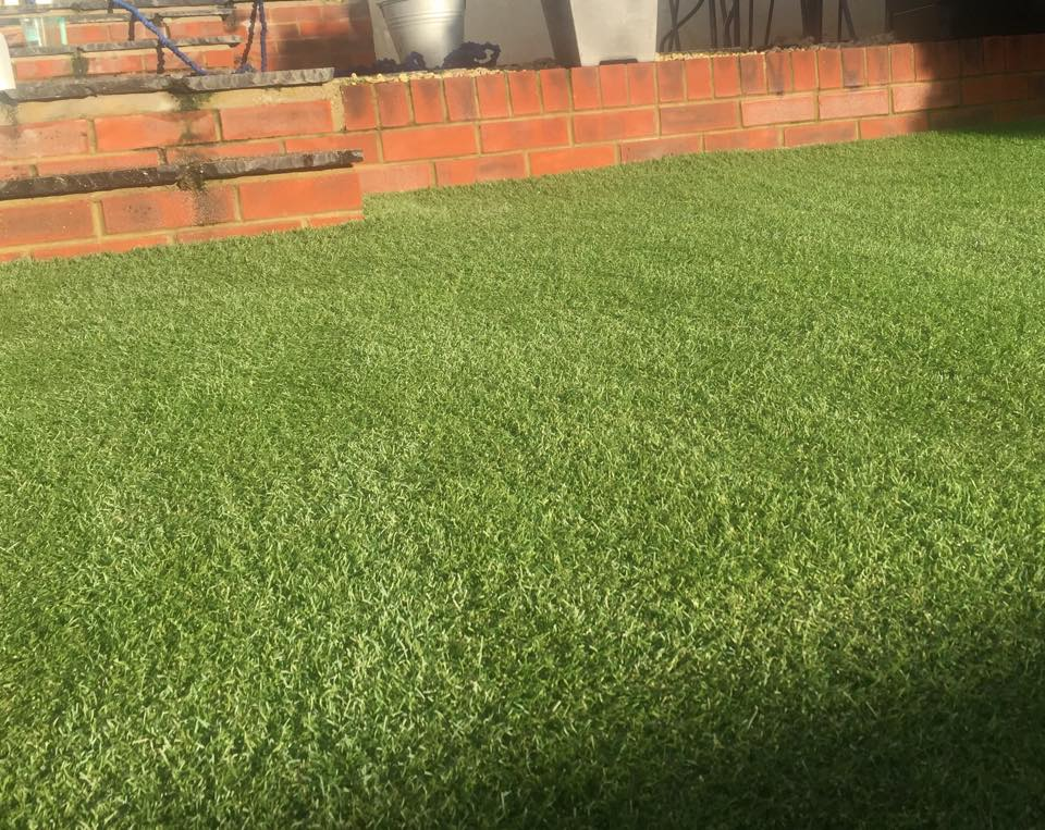 How to remove the smell of dog urine on artificial grass