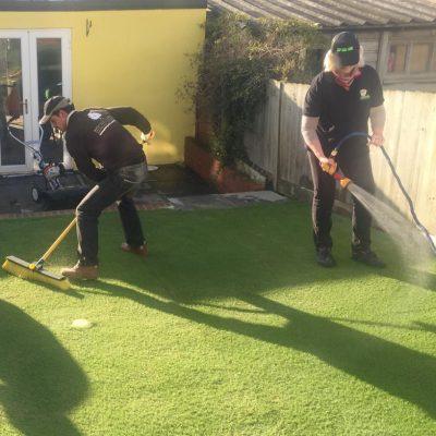 Odour Eliminator For Artificial Grass