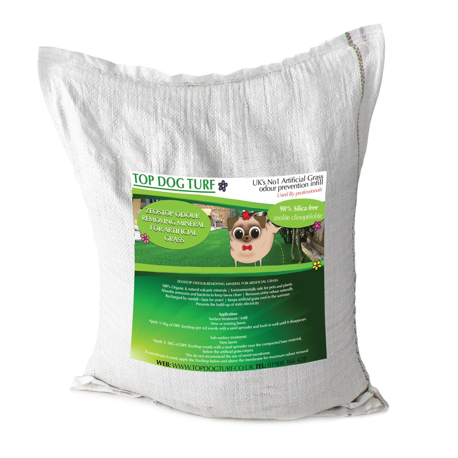 ZeoStop artificial grass deodoriser uk