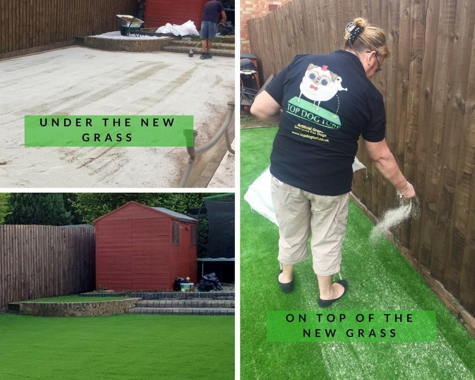 ZeoStop Artificial Grass Deodoriser UK