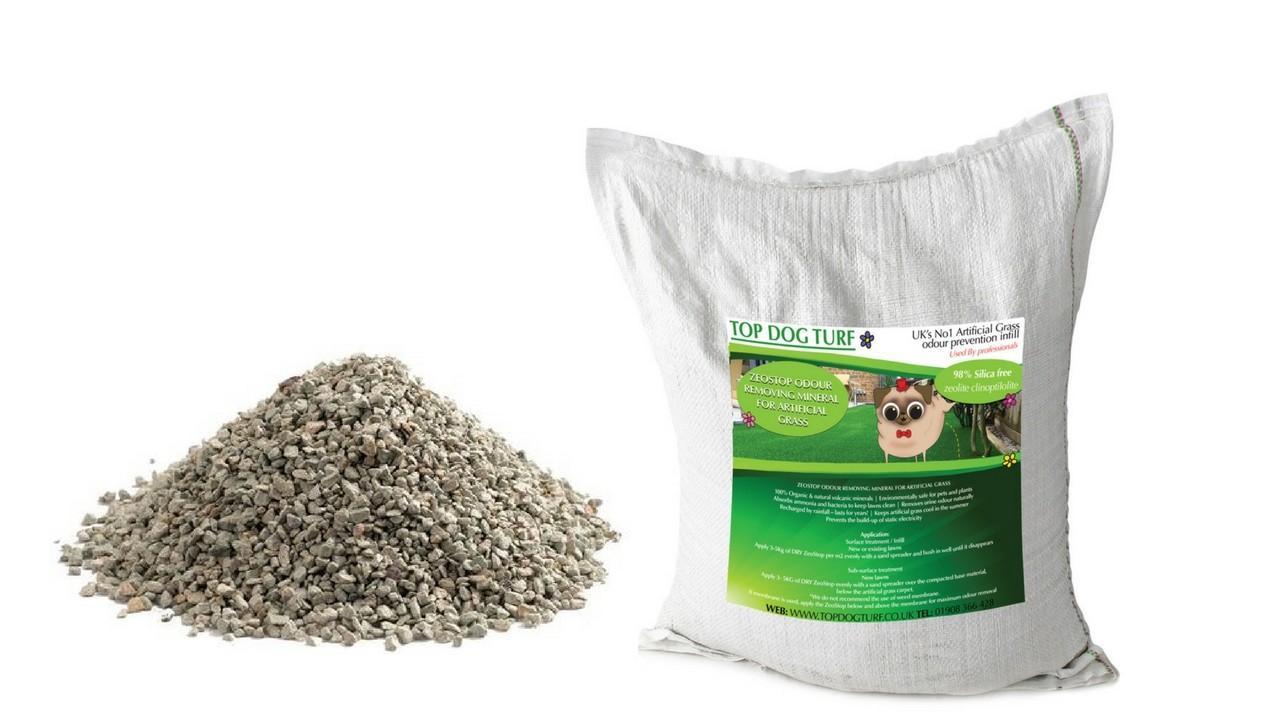ZeoStop artificial grass deodoriser