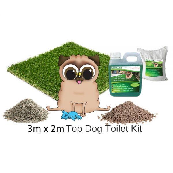 Top Dog Toilet Kit