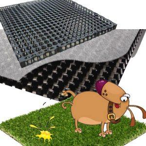 Artificial Grass Drainage