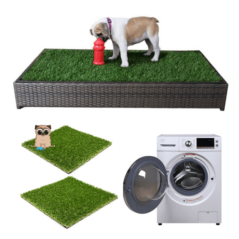 Porch Potty Replacement Grass Mats Top Dog Turf