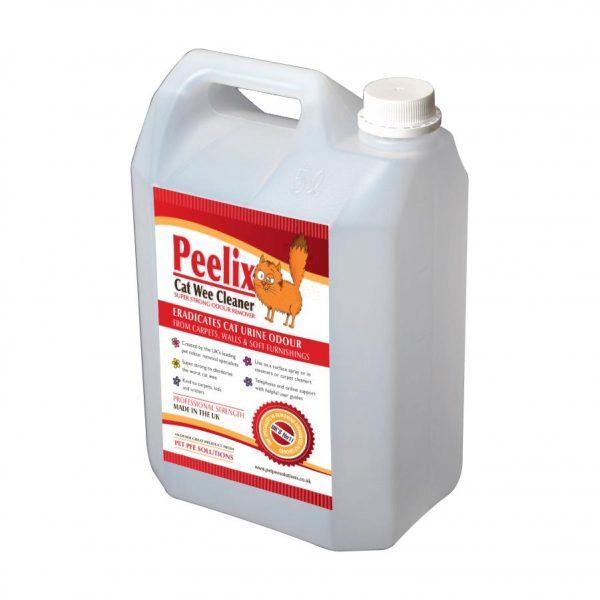 PEELIX Cat WEE Cleaner