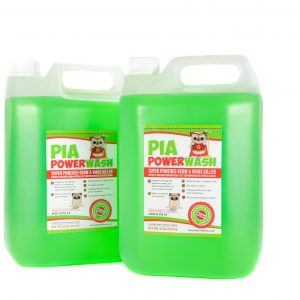 Pia Power Wash twin pack