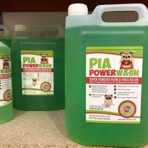 Pia Powerwash
