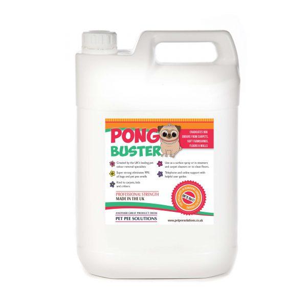 Pong Buster Bottle 5 litres