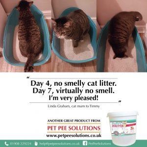 ZeoLitter Superior Odour Control Cat Litter