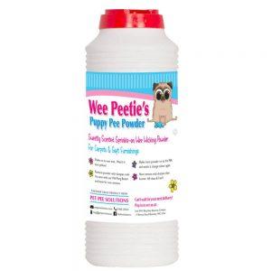 Wee Peetie's Pee Powder