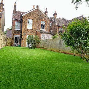 artificial grass Top Dog Turf London