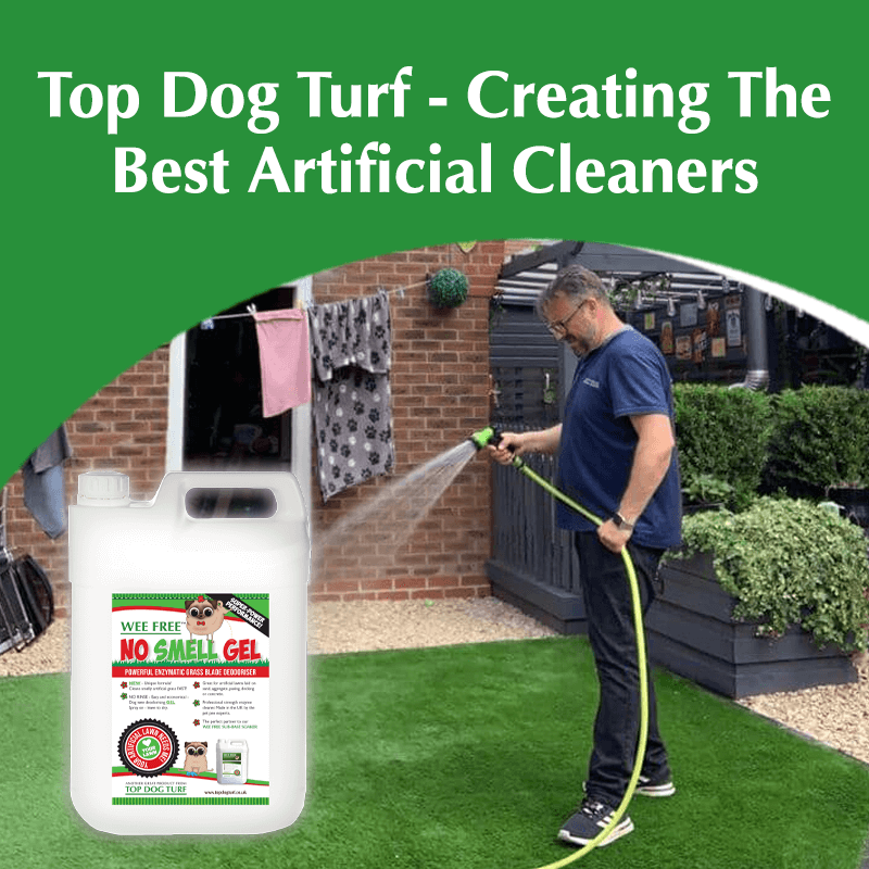 Featured Image_Top Dog Turf - Creating The Best Artificial Cleaners