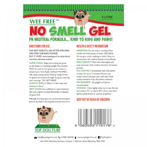 Wee Free No Smell Gel User Guide
